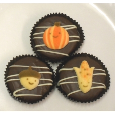 Chocolate Covered Oreo Cookie - Autumn Friends