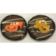 Chocolate Covered Oreo Cookie - Cars (Mater and McQueen)