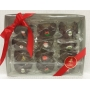 Chocolate Fortune Cookie (12pc) Gift Box Set