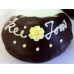 Chocolate Fortune Cookies - Custom Lettering
