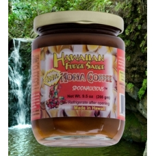 Hawaiian Fudge Sauce - 100% Kona Coffee