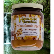 Hawaiian Fudge Sauce - Macadamia Nut
