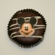 Chocolate Covered Oreo Cookie - Mickey Mouse
