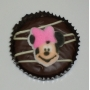 Chocolate Covered Oreo Cookie - Minnie Mouse