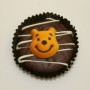 Chocolate Covered Oreo Cookie - Winnie the Pooh