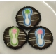 Chocolate Covered Oreo Cookie - Slippers (Flip Flops)